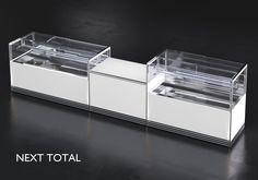 Next Model Series Refrigerated Displays Coffee Shop Counter, Bar Displays, Bakery, Pasta, Modern, Furniture, Shopping, Design, Blue Prints