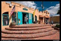 """""""Old town"""" Albuquerque, New Mexico"""