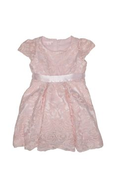 Perfect for blowing out the candles at her birthday party, this gorgeous dress has a flower covered bodice and hemline. - Gorgeous detailed dimensional multicolored charmeuse flowers - Zipper back for easy in and out - Charmeuse back sash for a perfect fit - Care Instructions: Machine Wash - Made Of 100% Polyester