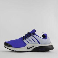 Nike Air Presto Mens Running Trainers Shoes Persian Violet/Black #Nike #RunningTrainers