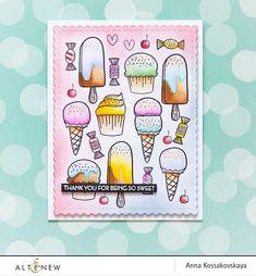 *** ALTENEW - Stamp Set - WAY TOO SWEET | Papero amo - scrapbookové kity, Kit club, scrapbooking materiál , cardmaking, Project Life