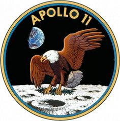 Apollo 11: July 16-24, 1969. Neil Armstrong, Buzz Aldrin and Michael Collins…