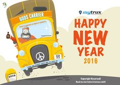 Wishing everyone a Very Happy New Year from Team Mytrux