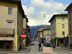 Streets of Asiago, Italy