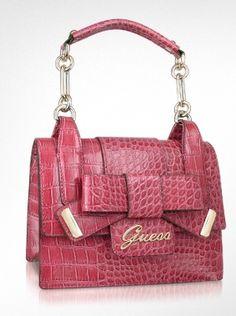I love Guess purses! Guess Purses, Guess Bags, Red Purses, Cute Purses, Guess Girl, Guess Handbags, Tote Handbags, Purses And Handbags, Vestidos