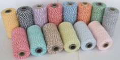 baker's twine, 240 yds for $14.95. Want.