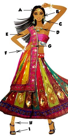 I loooove how Indians go all out on their jewelry Hindu India, India Sari, Pakistani Wedding Outfits, Indian Outfits, Indian Clothes, Estilo Folk, Hindus, Party Fashion, Men's Fashion