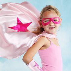 A Super Hero Costume!