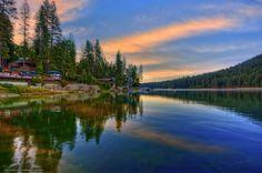 Tlcharger Fond d'ecran Bass Lake,  État de la Californie,  paysage Fonds d'ecran gratuits pour votre rsolution du bureau 6144x4087 — image №544833