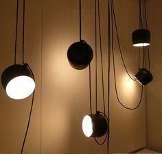 Schwarz/Weiß Schatten Moderne Kreative Pendelleuchte Mode Nordic Esstisch Hängeleuchte DIY Leuchte bürobeleuchtung