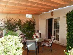 Ref.5221 Alquiler de casa adosada en #primera_línea_de_playa, en la urbanización Marina Golf, #Costa_Ballena, #Rota, Cádiz.