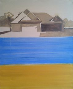 """Saatchi Online Artist: Joel Hamilton; Oil, 2013, Painting """"untitled"""""""