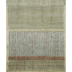 "Tibetan 6'2"" x 13'8"" Rug  The Lasha Collection"