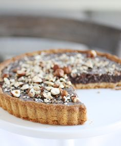 I decided to try out a Chocolate Hazelnut Tart made with Nutella. It's kind of one of those ...Continue Reading