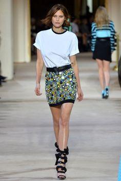 Emanuel Ungaro Paris - Collezioni Primavera Estate 2014 - Vogue