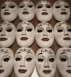 The Purge: Anarchy God Mask