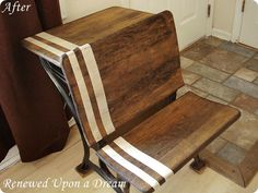 WhisperWood Cottage: 12 Furniture Makeovers to Make You {Swoon}!: Features from The Talent Scouting Party