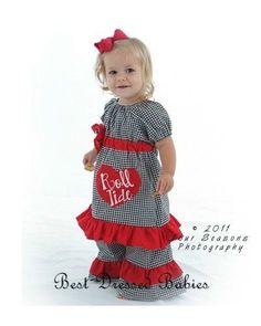 Cute Alabama outfit