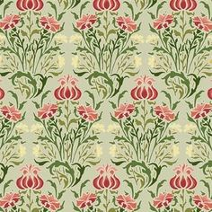 The Adelaide Collection - William Morris fabric
