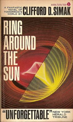 Ring Around the Sun, book cover