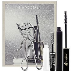 Gifts that Ship FREE: Lancôme Le Curler Set Ready, Set, Lash! - $36 #GiftExtraordinary #GiftIdeas #Holiday #Sephora