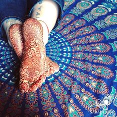 I was honored to be asked last month to do birthday henna for my friend and fellow henna artist Antoinette (she's amazing! Check out @antoindotnet !). I was so excited that she took the time to take this gorgeous stain photo for me to share! #sarahenna #henna #hennapro #mehndi #seattlehenna #hennaartist #hennaart #mehendi #naturalhenna #Suraja #organic #organichenna #organichennapowder#organichennapaste #hennasupplier #hennasupplies #surajastain #hennastain