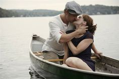 'Notebook'-Themed Engagement Photos Of Montreal Couple Are Admittedly Adorable