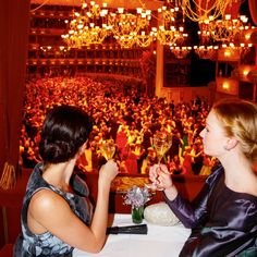 Let the waltz begin! Congress Of Vienna, Stage Show, Orchestra, Vivienne Westwood, Seasons, Dance, Celebrities, Music, Couture