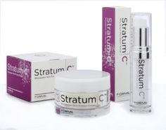 Stratum C, the only skin care range solely dedicated to treating menopausal skin.