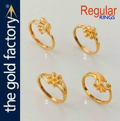 Gold Jewelry Store Near Me Gold Ring Designs, Gold Earrings Designs, Gold Jewellery Design, Gold Jewelry Simple, Gold Rings Jewelry, Gold Bangles, Gold Finger Rings, Fashion Rings, Casual Rings