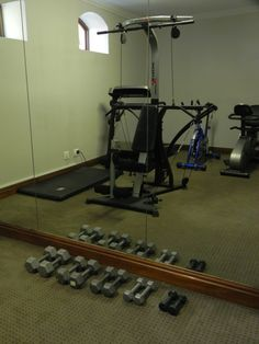 For your convenience a gym at The Lodge Treadmill, Stationary, Gym Equipment, Bike, Bicycle, Treadmills, Bicycles, Workout Equipment
