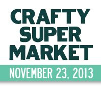 etsy craft party in cincinnati! | crafty supermarket!