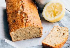 Citroencake met kwark (gezonder recept) - Uit Pauline's Keuken