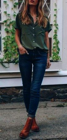 Get this -> Casual Friday Outfits For Work!
