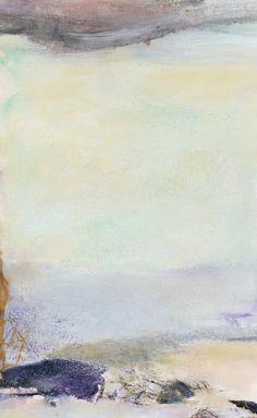 Zao Wou-Ki (Zhao Wuji) (1920-2013), Abstract Landscape 27.08.91