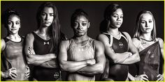 rio olympics 2016 women's us swimming team | ... Biles & Aly Raisman Head To…