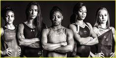 Rio 2016 Olympics Gymnastics Team