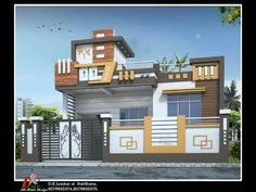 House Balcony Design, House Outer Design, Single Floor House Design, Home Stairs Design, Village House Design, Duplex House Design, Simple House Design, House Front Design, Floor Design