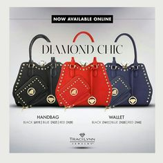 Good morning beauties in addition to the gorgeous Jewelry Traci Lynn Jewelry offers, our stunning handbag collection is a must for your Fall Fashions  www.tracilynnjewelry.net/3421