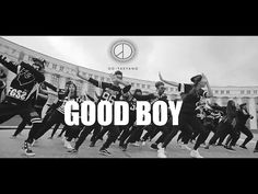 ▶ [PROJECT] GD X TAEYANG - GOOD BOY DANCE COVER with 55 dancers From France - YouTube