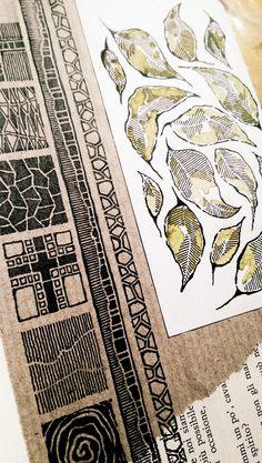 Rebecca Blair Artwork — Moleskine 03, #080