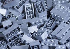 Lego Brick 2x4 Key Ring \ Key Chain Purple brick wedding favour 350 For £100