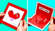 Piekne Walentynki Dla Kogos Wyjatkowego Jest Luty I Zgadnij Jakie Swieto Sie Zbliza Tak Wl Valentines Origami Paper Crafts Diy Tutorials Diy Arts And Crafts