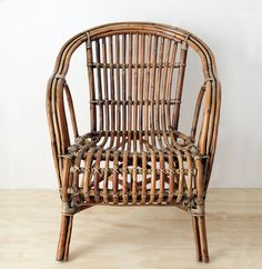 Awesome BROWN TRURO ARMCHAIR   Wicker Childs Chairs, Rattan Child Chairs, Kids Caneu2026