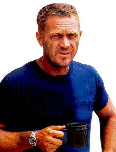Steve McQueen and Rolex on the M Blog