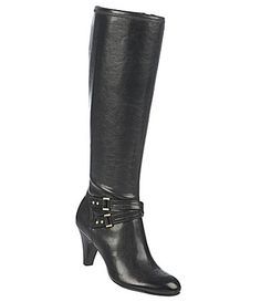 Naturalizer Byron WideCalf Boots #Dillards