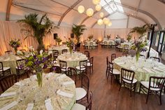 San Francisco Outdoor Wedding Caterers: Conservatory of Flowers