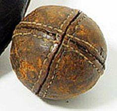 19th Century Lemon Peel Ball 17