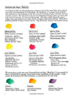 Great explanation of watercolour paints by Claudia Nice: I like m Graham and their cad yellow light seems neutral, Quinacridone rose and phtyocyanine red shade is my blue primary. If you mix and match manufacturers a neutral might react. I do it but with caution not sure Claudia's take on that
