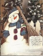 Special Welcomes Christmas by Corinne Miller Decorative Tole Painting Craft Book